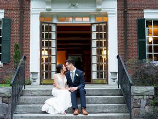 Daniel & Chelsea - a Regency Era-worthy wedding