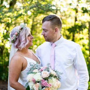 Erik & Kelsey - Whimsical Cape Cod elopement