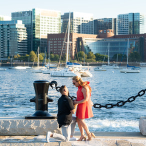 Mike & Meg - Long Wharf Surprise Proposal (& a DIY guide to your own picture-perfect proposal)