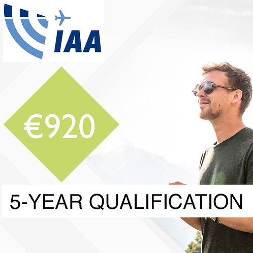 5 - Year Qualification
