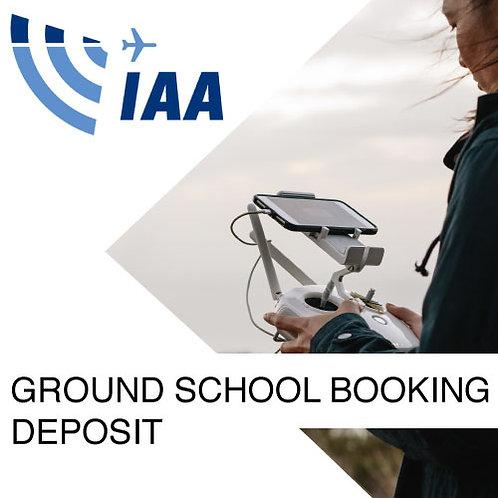 Ground School Booking Deposit