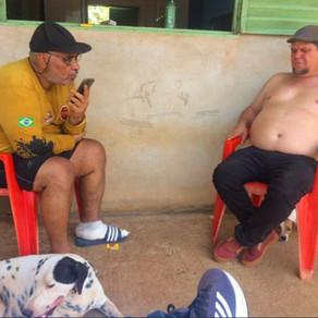 Paulo Vieira #A01 [A THREAD INFINITA] (PABLO E LUISÃO)