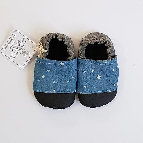 נעלי ג'ינס כוכבים | נעלי טרום הליכה