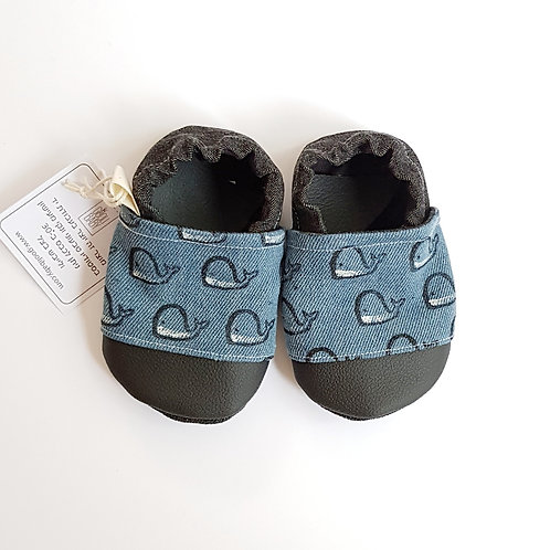 נעלי לוויתנים | נעלי טרום הליכה