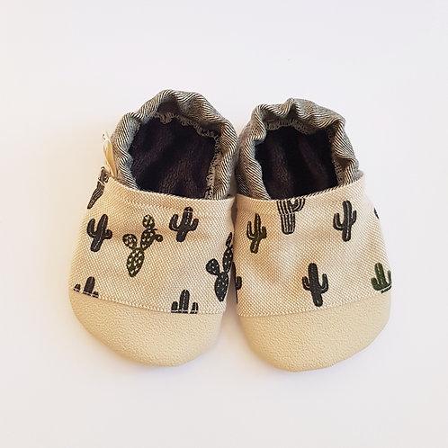 נעלי טרום הליכה קקטוסים סולייה בהירה