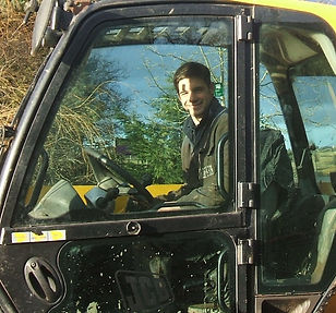 Farm machinery driver for hire