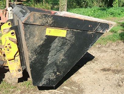 JCB Q fit loader bucket for hire