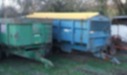 farm trailers for hire