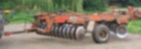 Parmiter Utah discs parts and hire