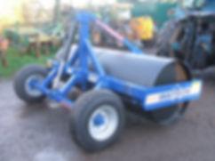 Ballast / grass roller for hire
