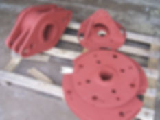 Fercell Bomatic Rotorcrex mill rotors for exchange