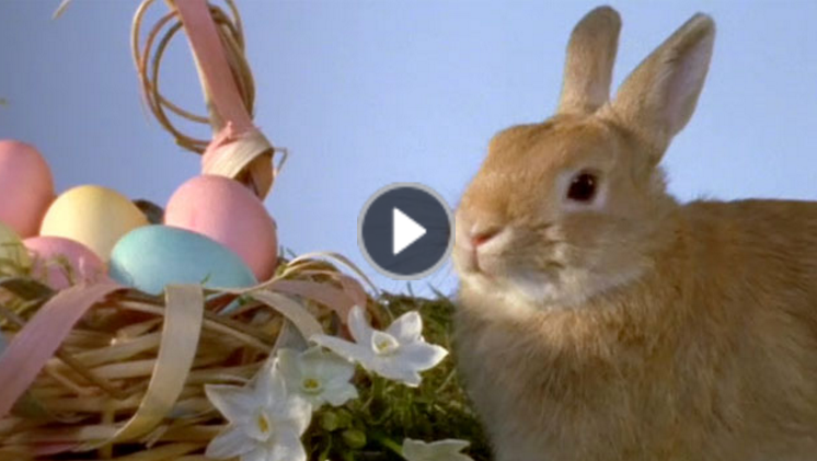 The History Channel's take on Easter tradition