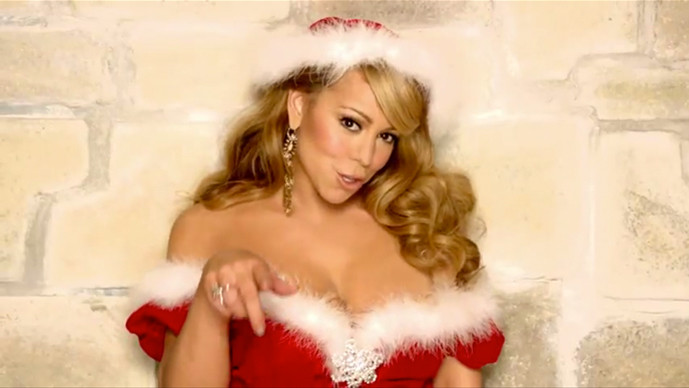 Mariah Carey has recorded some of the best popular Christmas hits ever.