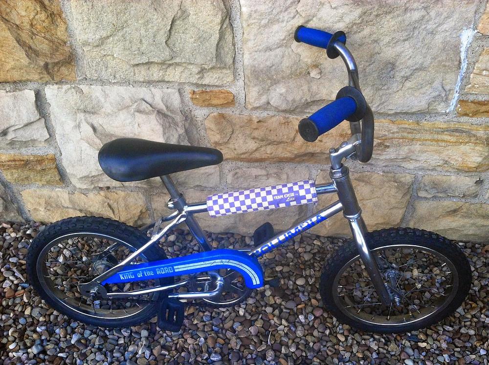 BMX bike!