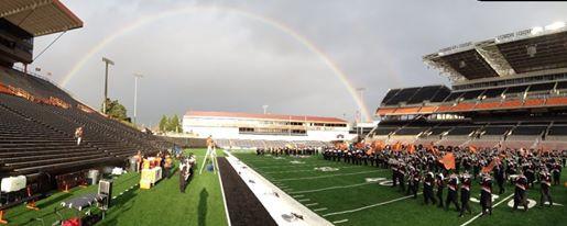 Best weather ever: rainbows in Oregon