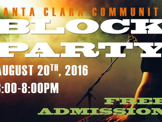 Block Party: Free Family Fun!