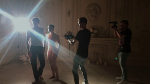 "Behind The Scenes of the ""Just Wanna Be Yours"" video"