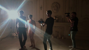 Sonya JT - Just Wanna Be Yours (Behind The Scenes)