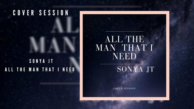 SUNETT - All The Man That I Need (Whitney Houston cover)