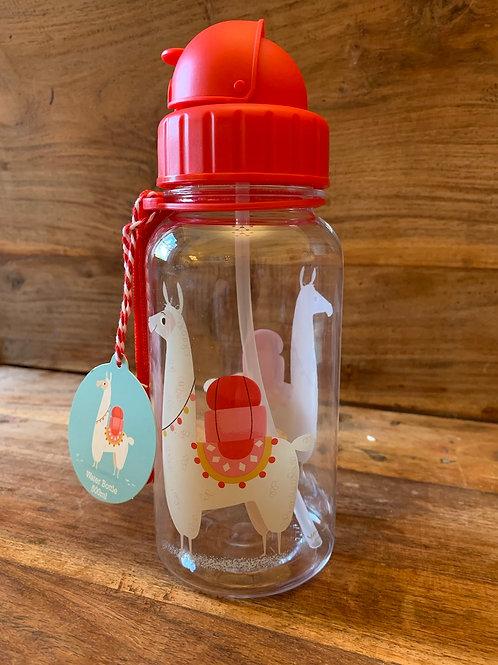 Dolly Llama Kids' Water Bottle