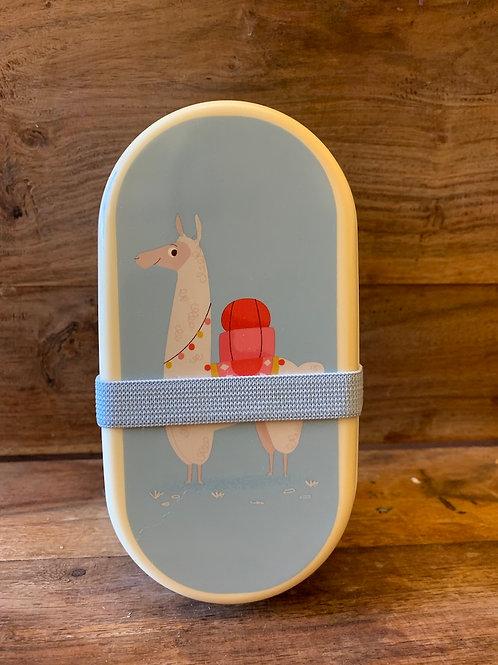Dolly Llama Bento Box