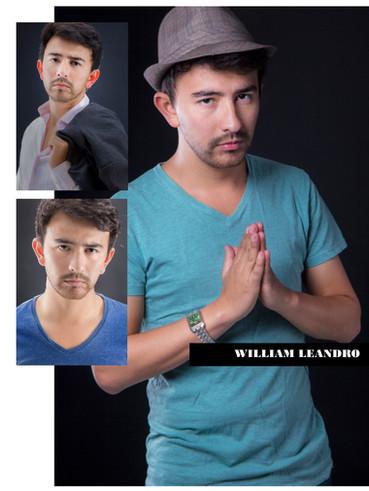 WILLIAM LEANDRO