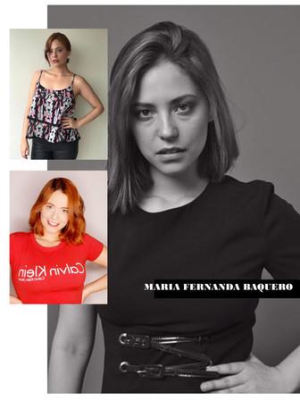 MARIA FERNANDA BAQUERO
