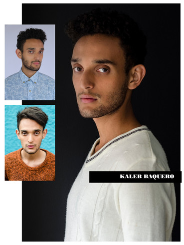 KALEB BAQUERO