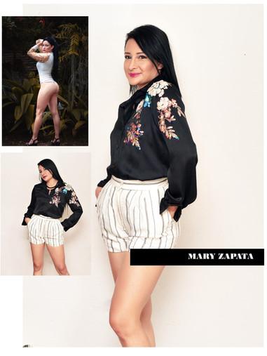 MARY ZAPATA