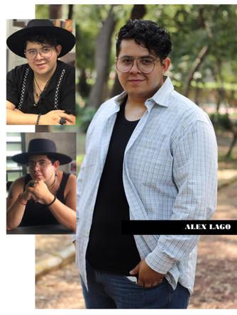ALEX LAGO