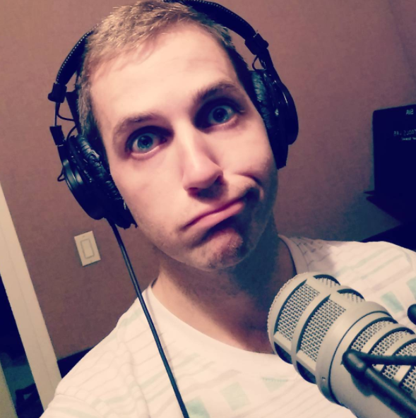 Weird Studio Selfie