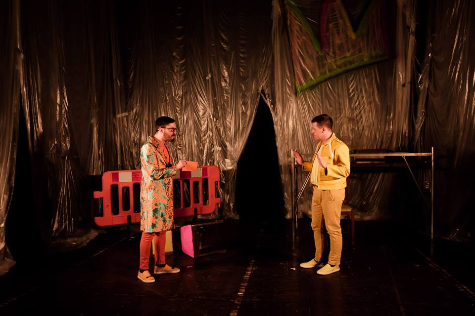 Edmund & Gloucester - Teatro delle Due -