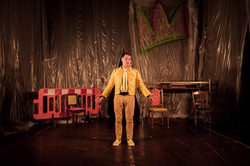 Edmund - King Lear - International Tour