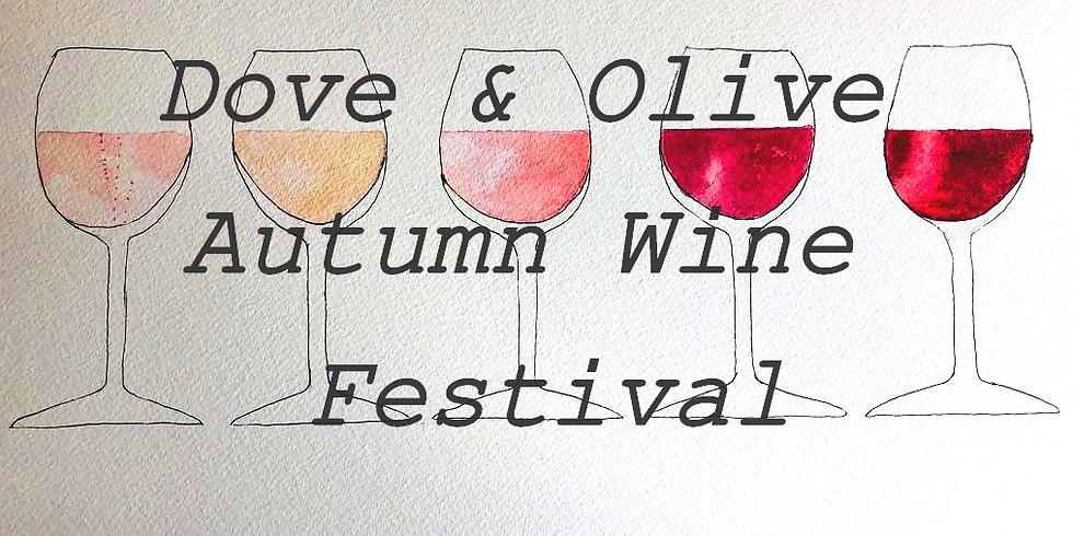 Dove & Olive Autumn Wine Festival