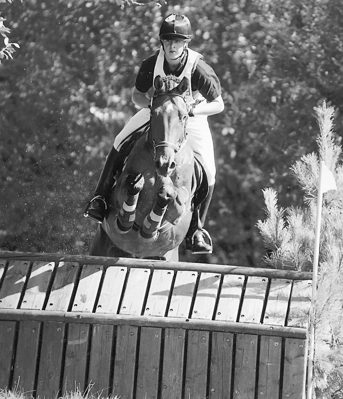Turniersprecher Reiten Pferd Vielseitigkeit