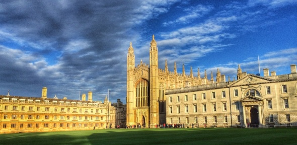 University of Cambridge - Cambridge, Inglaterra