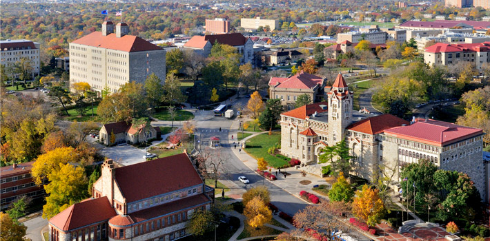 Kansas University - Lawrence, Kansas