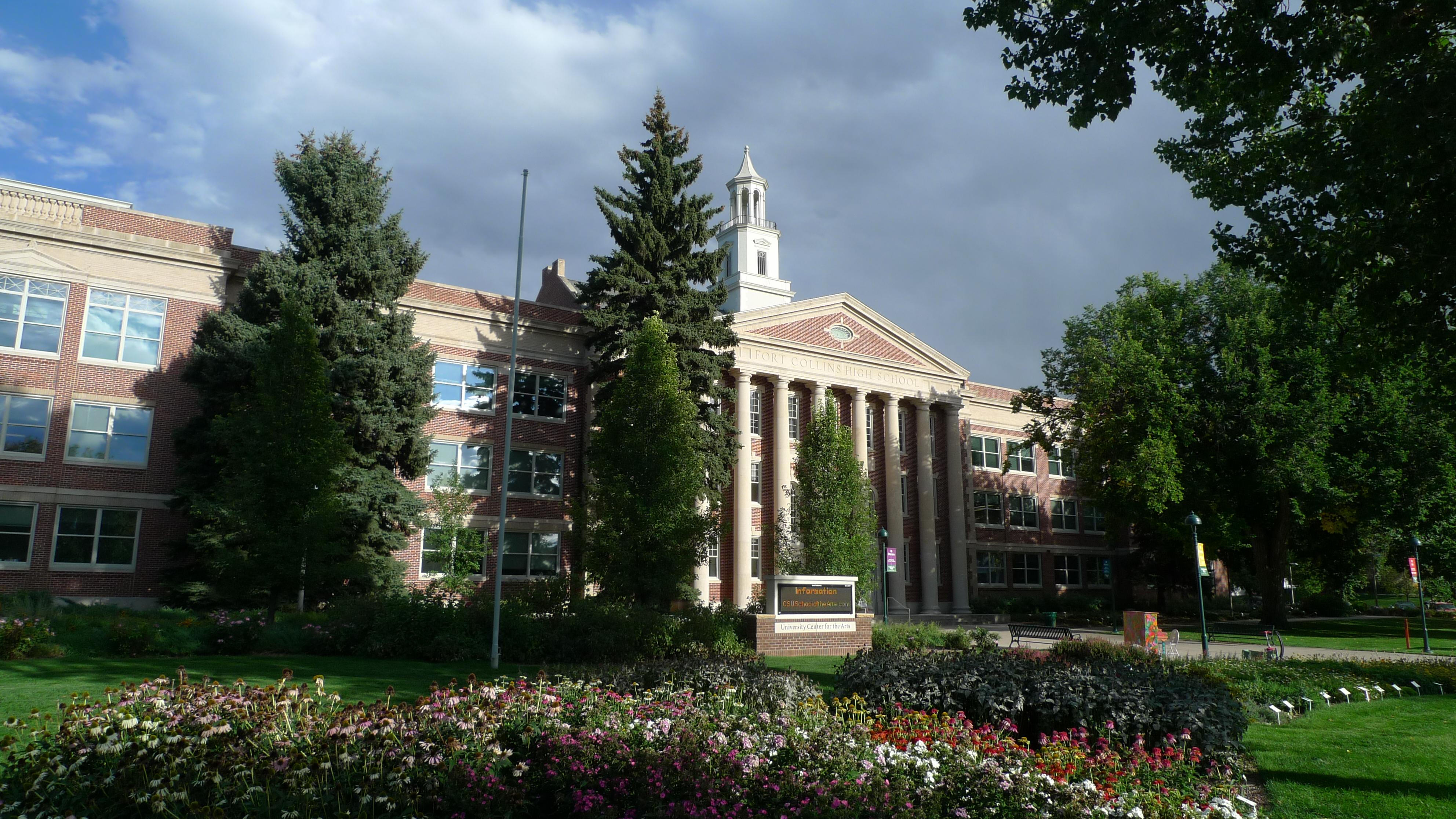Colorado State University - Fort Collins, Colorado