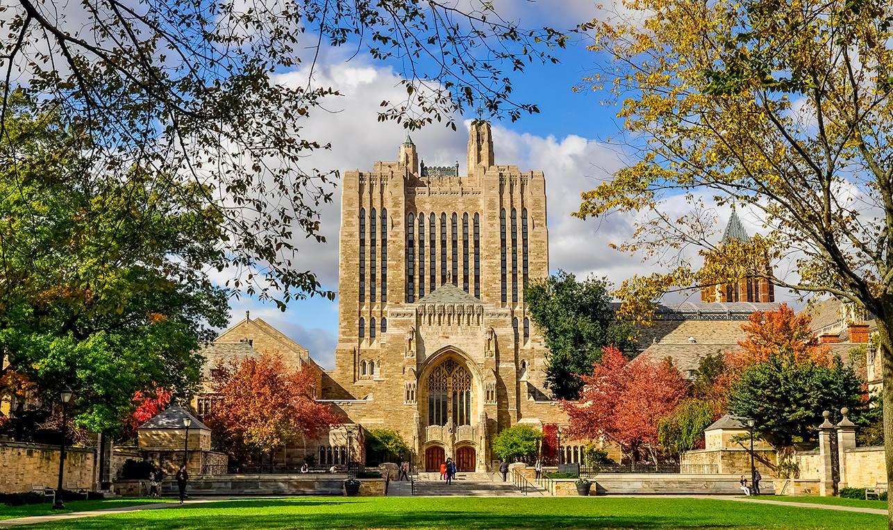 Yale University - New Haven, Connecticut