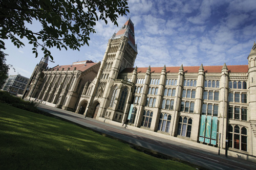 The University of Manchester -  Manchester, Inglaterra
