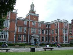 Newcastle University - Newcastle upon Tyne, Inglaterra