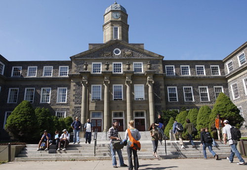 Dalhousie University - Halifax, Nova Scotia