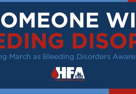 Bleeding Disorders Awareness Month