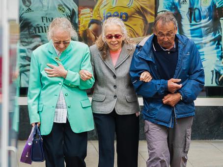 Friendship During Older Age