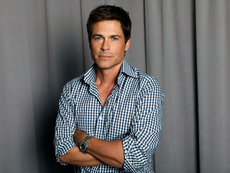 Actor Rob Lowe on Being a Caregiver