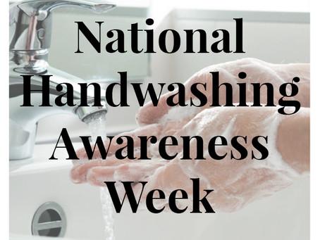 National Handwashing Awareness Week