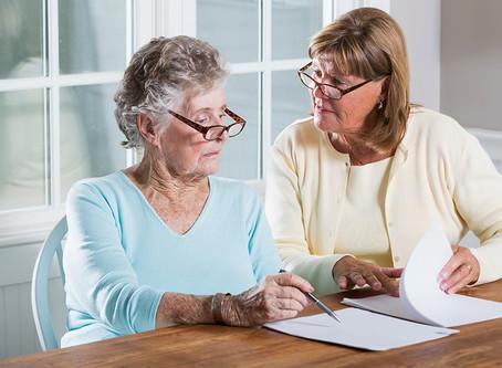 Caregiving Legal Preparations