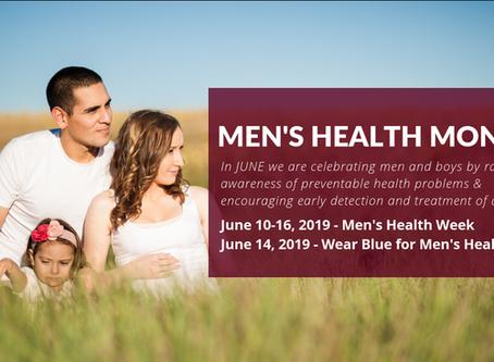Men's Health Month & Week