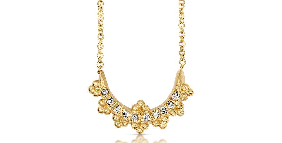 Artemis Bow Necklace