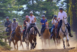 Western States Trail Ride
